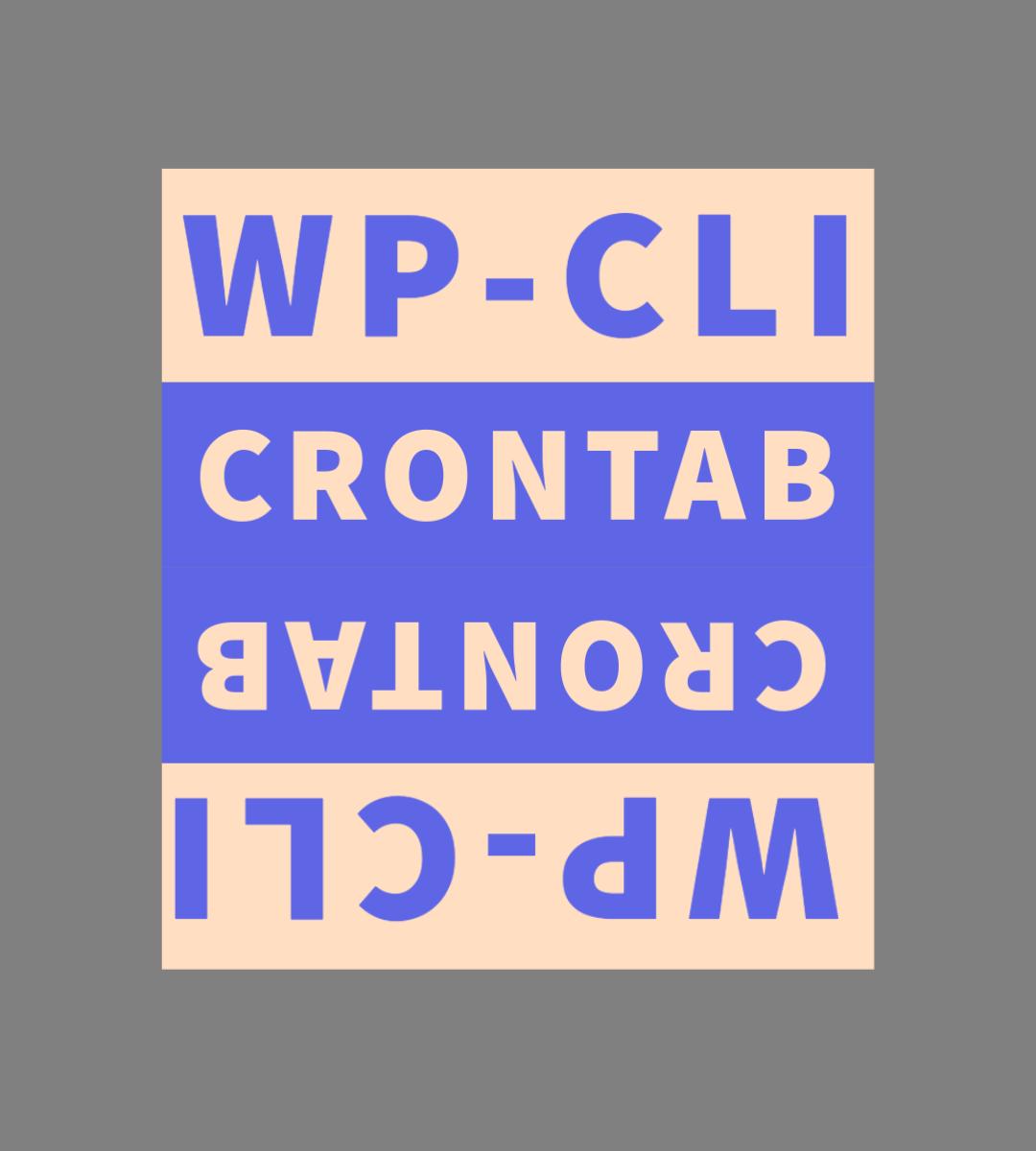 WP-Cli via Cron Job in Crontab